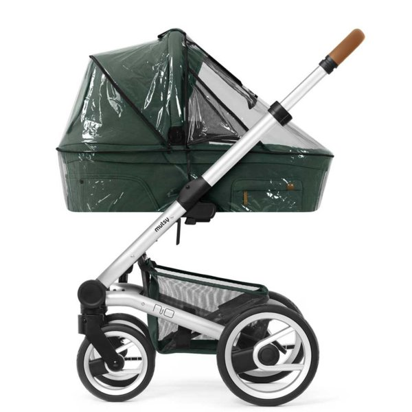 Mutsy Дъждобран за кош за новородено на количка Nio 2018 MT-0053